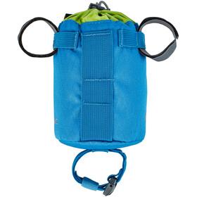 Acepac Bike Bottle Bag - Sac porte-bagages - bleu/noir